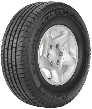 X Radial LT2 Tires
