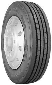 CXMT 320 Steel Radial Tires
